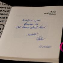 Kniha v detailu