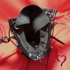 Deprivační maska v detailu