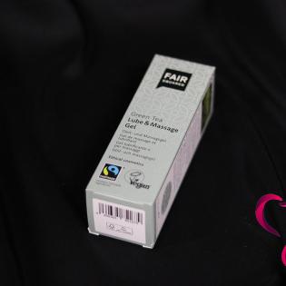 Lubrikační gel v balení