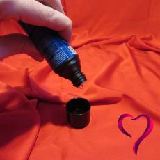 Lubrikační gel v detailu