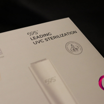 Sterilizátor v balení