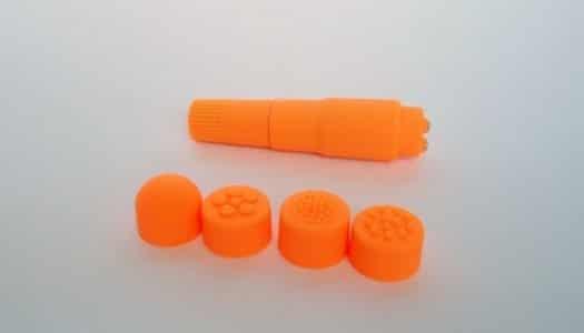 Klitoris se má na co těšit – vibrátor na klitoris Funky Orange = RECENZE