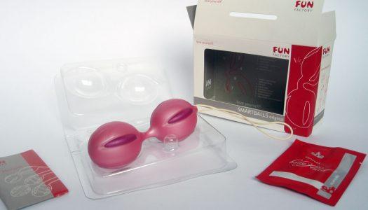 Recenze venušiných kuliček – Fun Factory Smartballs