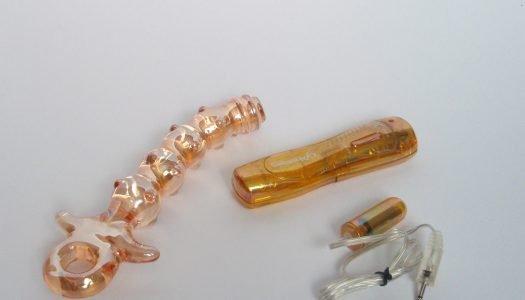 Chladné sklo vás rozdráždí – RECENZE skleněného kolíku s vibracemi