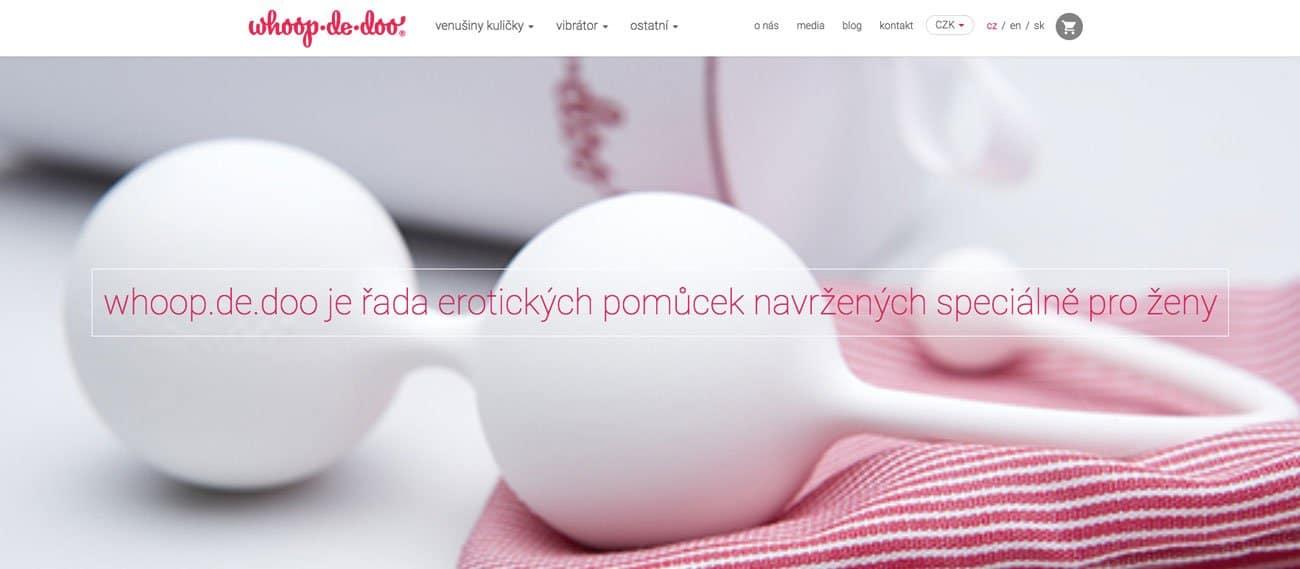 """RECENZE """"sexshopu"""" Whoopdedoo.cz – objednávka, nákup a zkušenosti"""