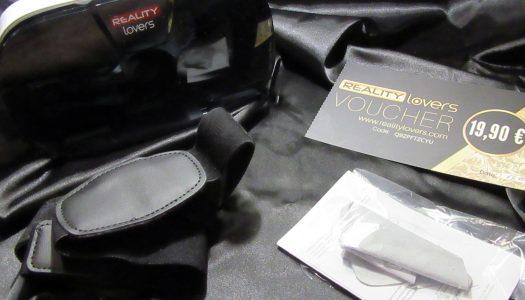 Oživí virtuální realita (VR) světovou pornografii? RECENZE VR brýlí