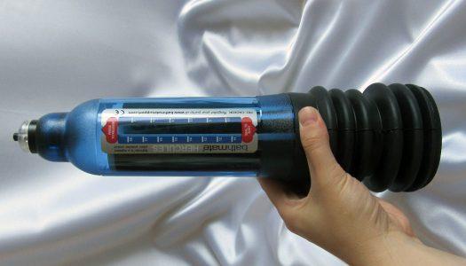 Herkules Bathmate vakuová pumpa, aneb první zkušenost s vakuovým polobohem – RECENZE