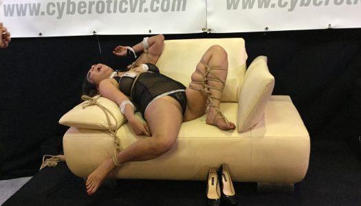 Erotické řádění na veletrhu Venus v Berlíně 2017 – REPORT