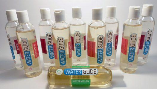 Vodní klouzání, které si užijete – RECENZE lubrikačních gelů Waterglide