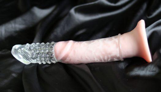Prodlužovací návlek na penis xTRA je opravdu extra – RECENZE