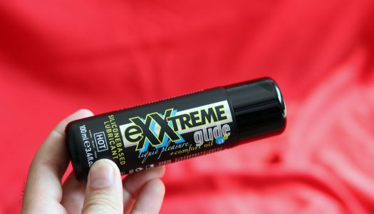 HOT Exxtreme Glide silikonový gel = bude klouzat? RECENZE
