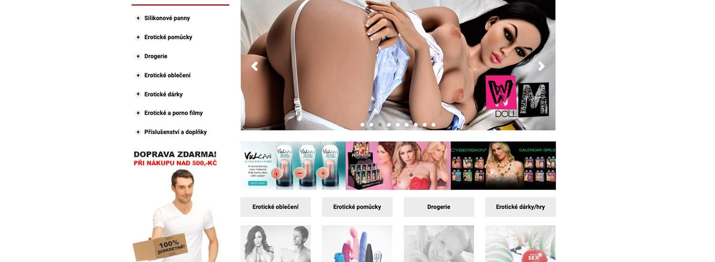 Recenze specializovaného sexshopu Sexdolls.cz s šukacími pannami
