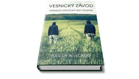 """První """"opravdový"""" český gay román Vesnický závod – RECENZE"""
