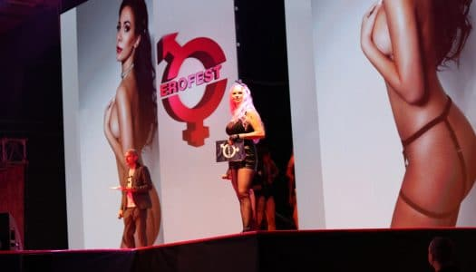 Jaký byl erotický veletrh v Praze 2019? REPORTÁŽ!