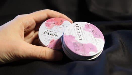 Masážní svíčka pro romantiky Petits JouJoux Orient (RECENZE)