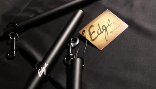 Rozpěrná tyč Edge Metallic Bar – zákěřná BDSM rozporka v RECENZI