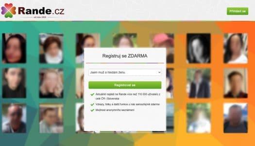 Rande.cz – recenze internetové seznamky, zkušenosti uživatelů, cena, …