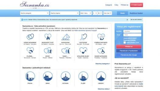 Seznamka.cz – recenze seznamky, zkušenosti uživatelů, reference, …