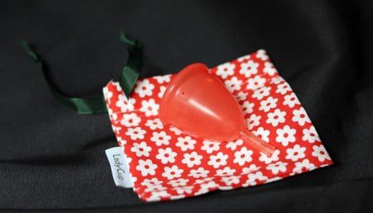 Od skepse k úžasu – 2 RECENZE menstruačního kalíšku LadyCup Divoká třešeň/Noc
