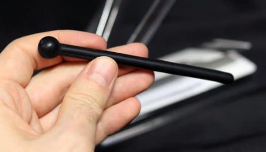 Dá se dutá trubička ze silikonu použít jako sex hračka? RECENZE Pissing Game dilatátoru