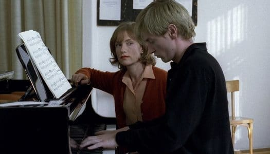 RECENZE erotického dramatu Pianistka (2001)
