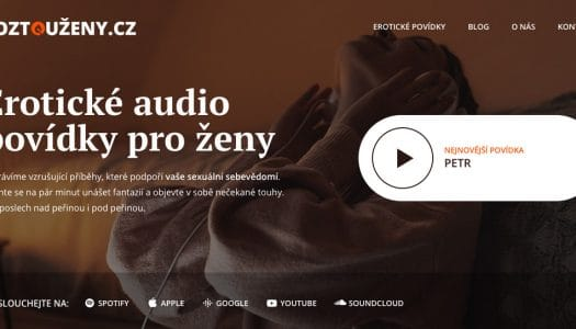 """""""Chceme kultivovat trh s erotickými povídkami."""" – ROZHOVOR o audio erotických povídkách na Rouztouženy.cz"""