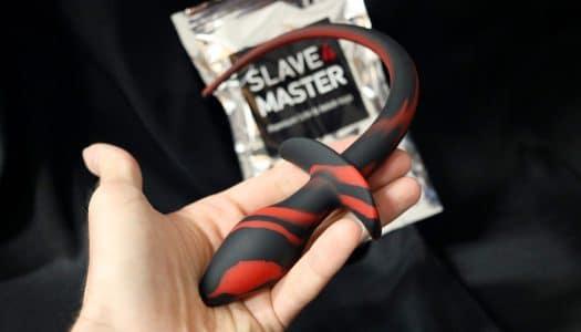 Zahrajeme si na pejska miláčku… Slave4Master anální psí ocásek – RECENZE