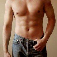 mužské tělo