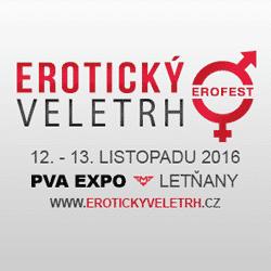 Pozvánka na erotický festival 2016 v Praze
