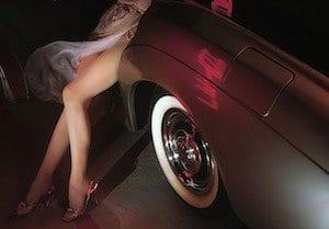 Návod se milovat v automobilu