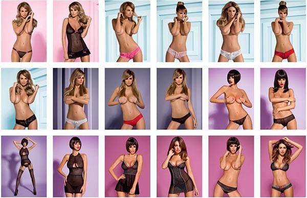 Sexuální prádelko od luxusní značky