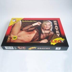 Sexy hrátky - stolní hra