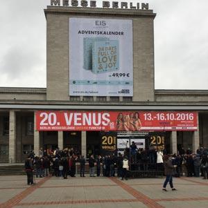 VENUS Berlín 2016 - reportáž