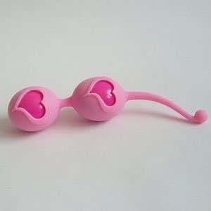 Venušiny růžové kuličky